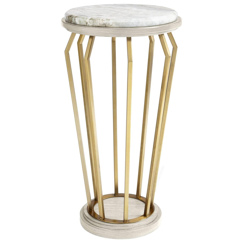 Stanley Furniture Coastal Living Oasis Manzanita Martini Table w/ Granite Top - Item Number: 527-55-16+75-116