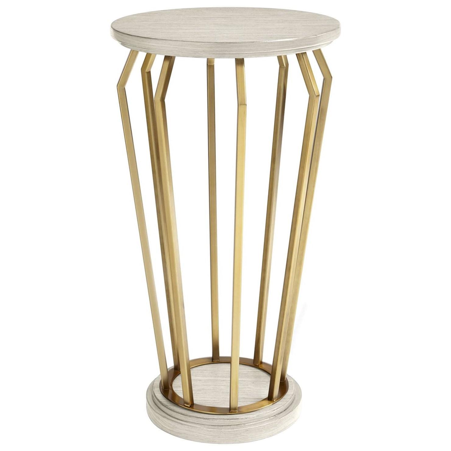 Stanley Furniture Coastal Living Oasis Manzanita Martini Table - Item Number: 527-55-16