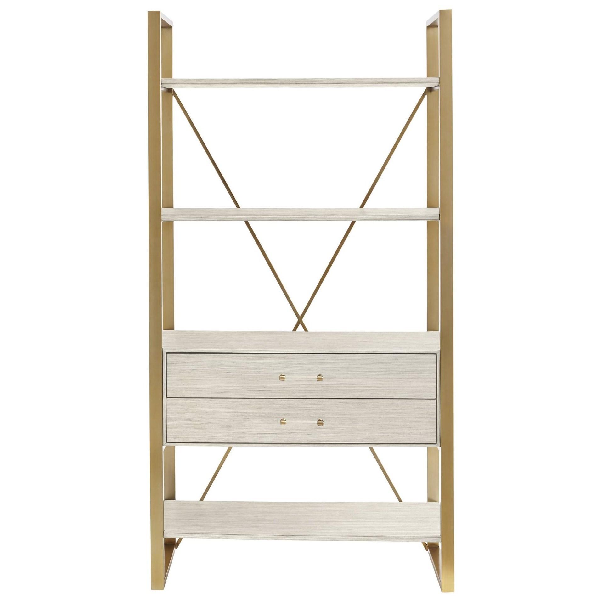 Stanley Furniture Coastal Living Oasis Harwell Bookcase - Item Number: 527-55-18
