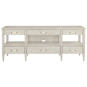 Stanley Furniture Coastal Living Oasis Mulholland Media Console