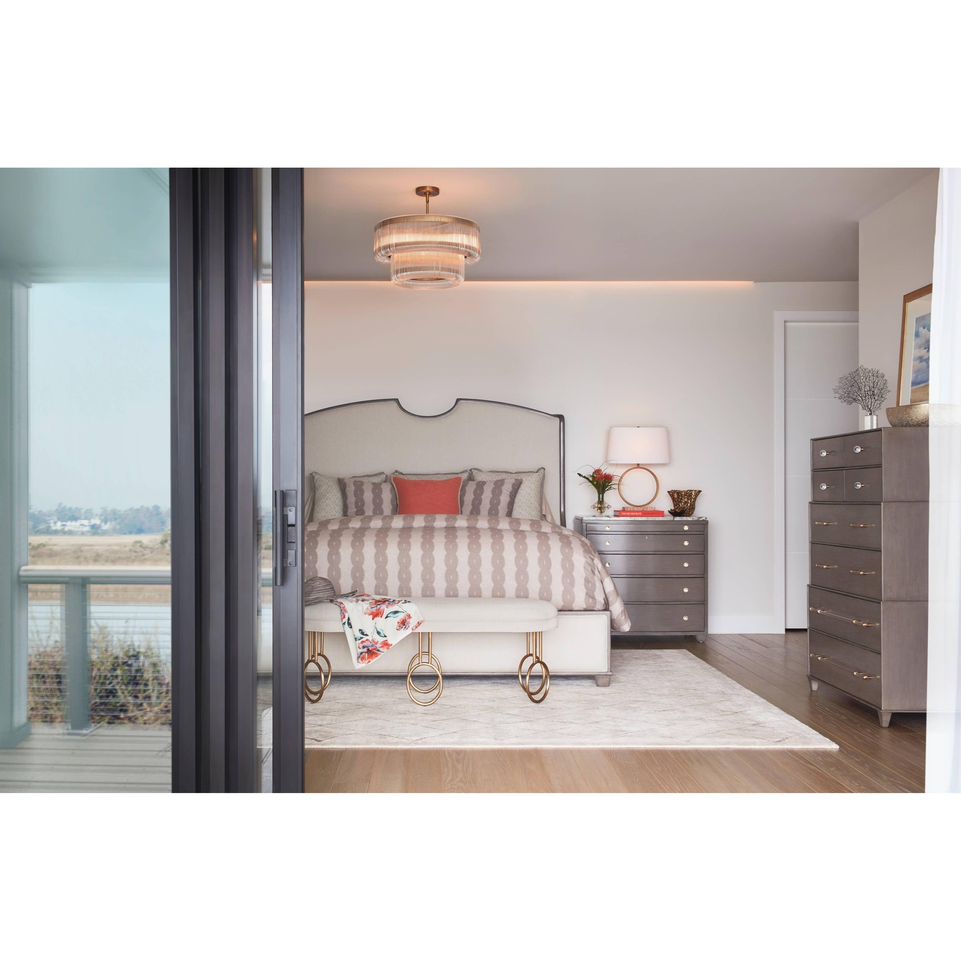 Stanley Furniture Coastal Living Oasis King Bedroom Group - Item Number: 527-6 K Bedroom Group 4
