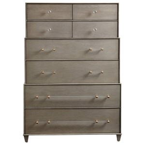 Stanley Furniture Coastal Living Oasis Mulholland Drawer Chest