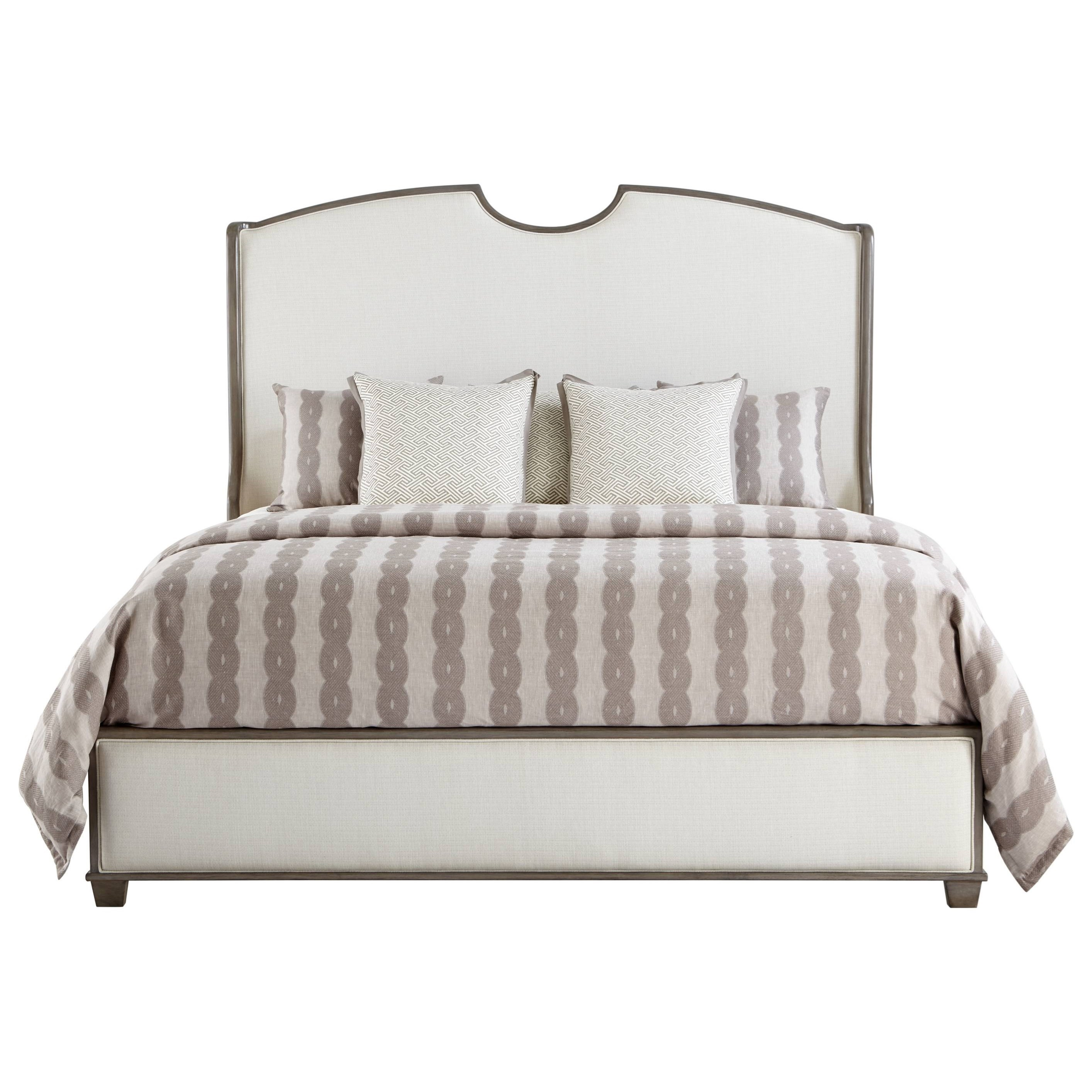 Stanley Furniture Coastal Living Oasis Queen Solstice Canyon Shelter Bed - Item Number: 527-63-42