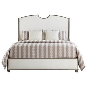 Stanley Furniture Coastal Living Oasis King Solstice Canyon Shelter Bed