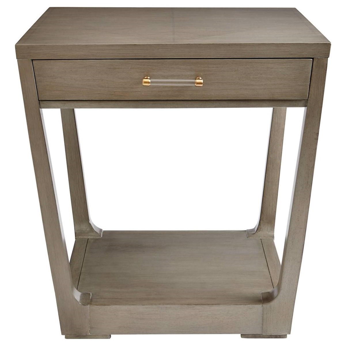 Stanley Furniture Coastal Living Oasis Meridian Square Lamp Table - Item Number: 527-65-14