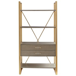 Stanley Furniture Coastal Living Oasis Harwell Bookcase