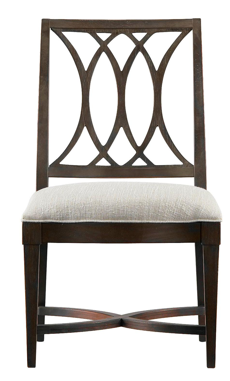 Stanley Furniture Coastal Living Resort Heritage Coast Side Chair - Item Number: 062-11-60