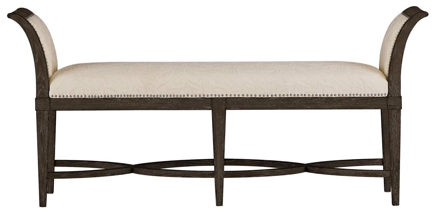 Stanley Furniture Coastal Living Resort Surfside Bed End Bench - Item Number: 062-13-72