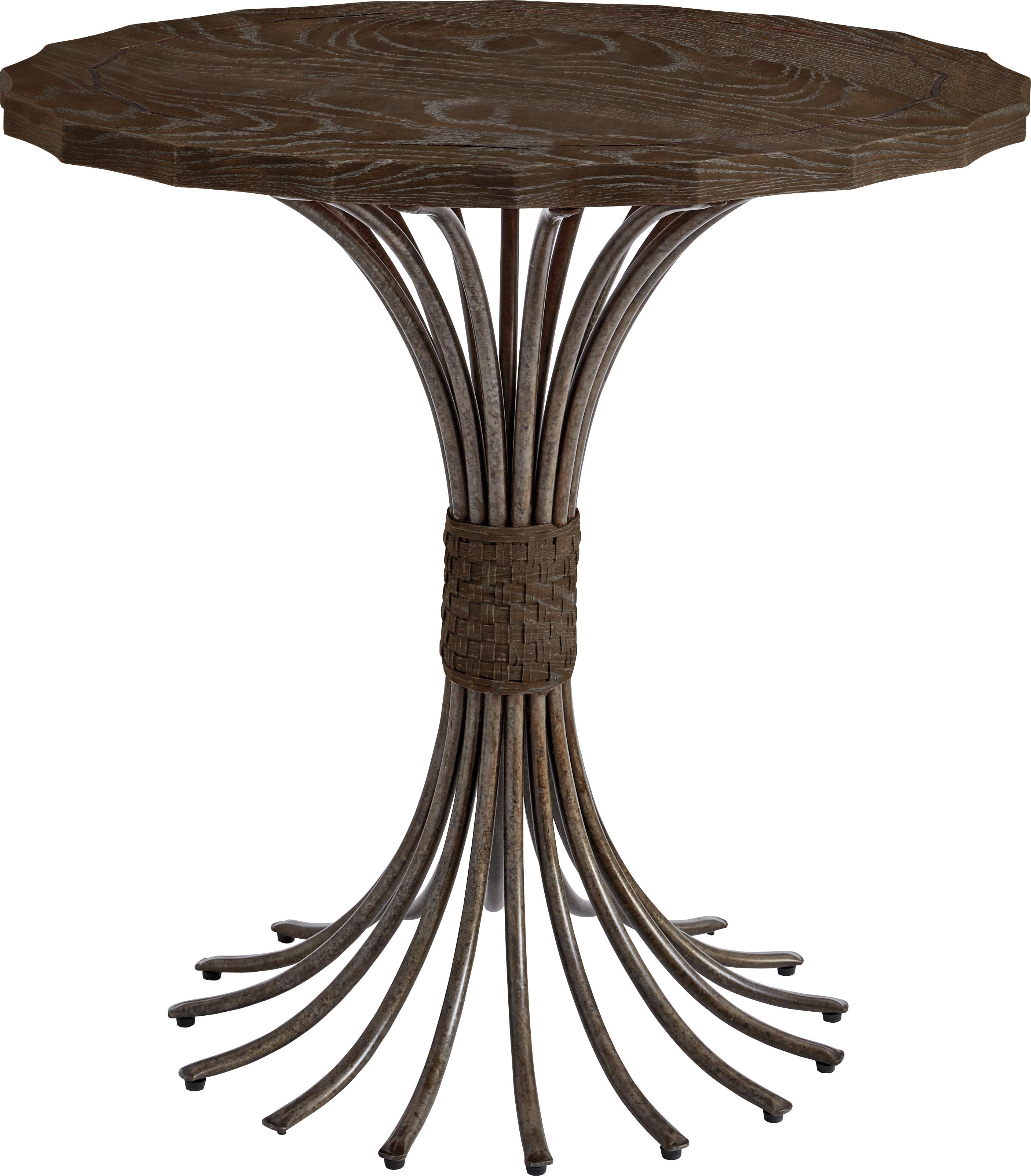 Stanley Furniture Coastal Living Resort Eddy's Landing Lamp Table - Item Number: 062-15-08