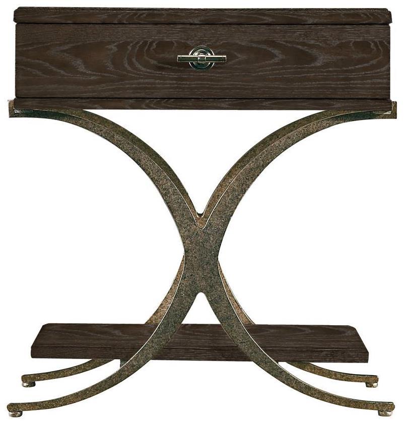 Stanley Furniture Coastal Living Resort Windward Dune End Table - Item Number: 062-15-10