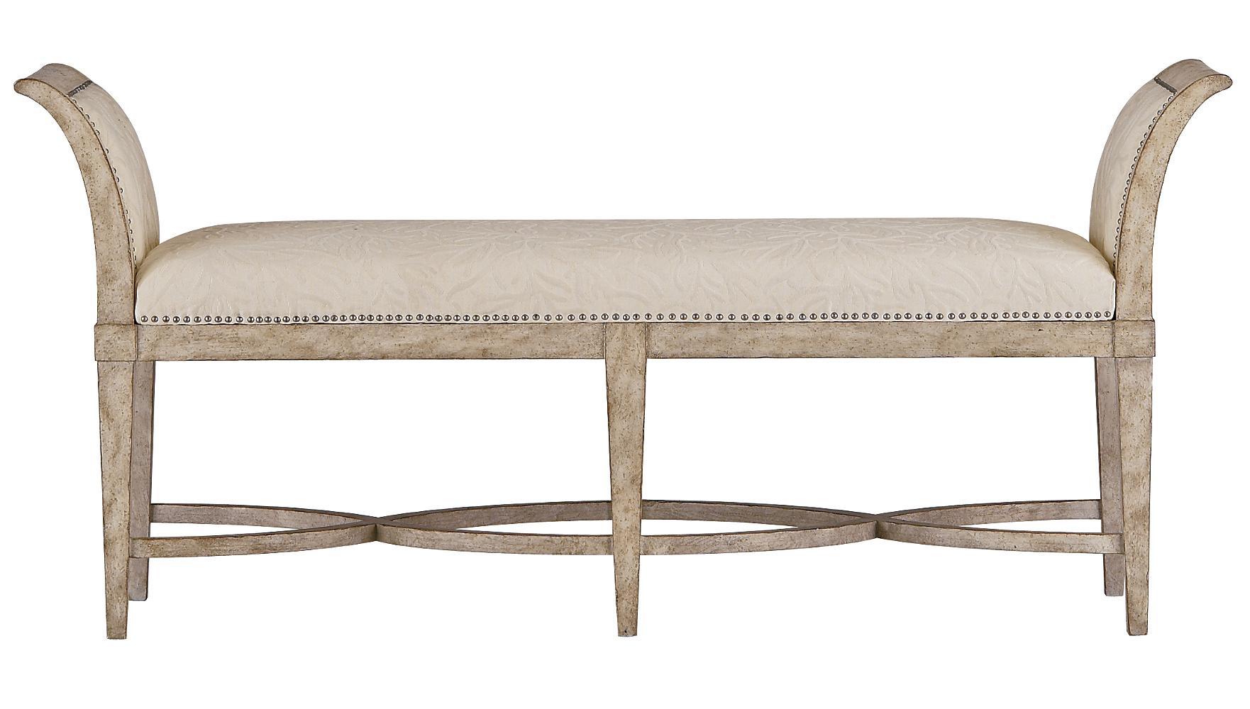 Stanley Furniture Coastal Living Resort Surfside Bed End Bench - Item Number: 062-23-72