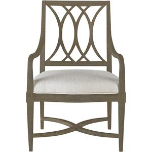 Stanley Furniture Coastal Living Resort Heritage Coast Arm Chair