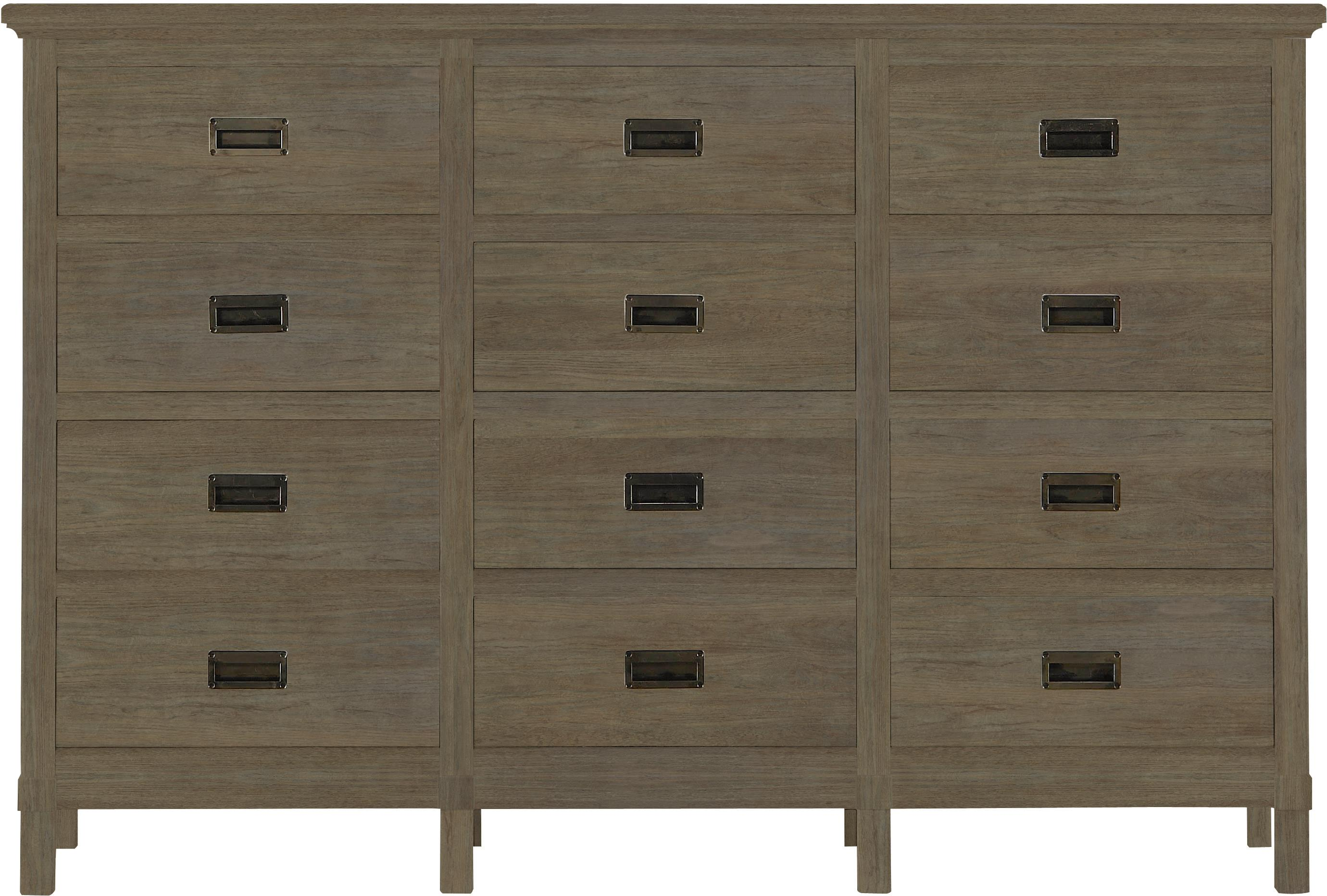 Stanley Furniture Coastal Living Resort Haven's Harbor Dresser - Item Number: 062-33-05