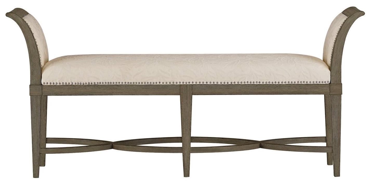 Stanley Furniture Coastal Living Resort Surfside Bed End Bench - Item Number: 062-33-72