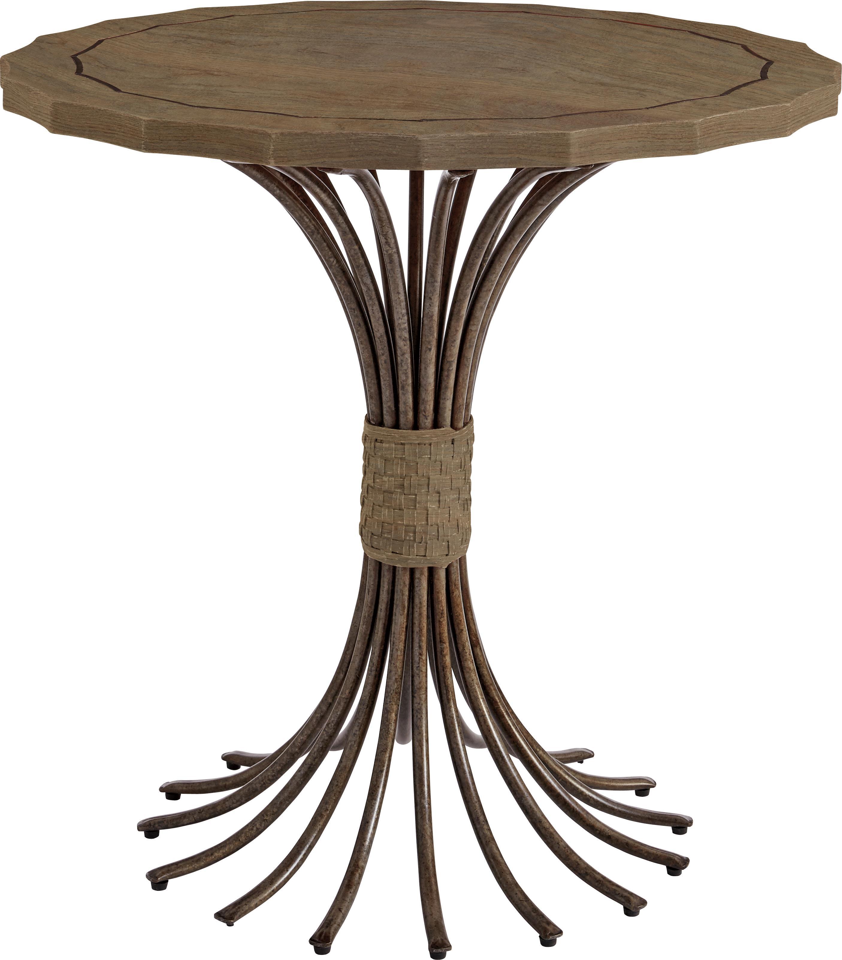 Stanley Furniture Coastal Living Resort Eddy's Landing Lamp Table - Item Number: 062-35-08