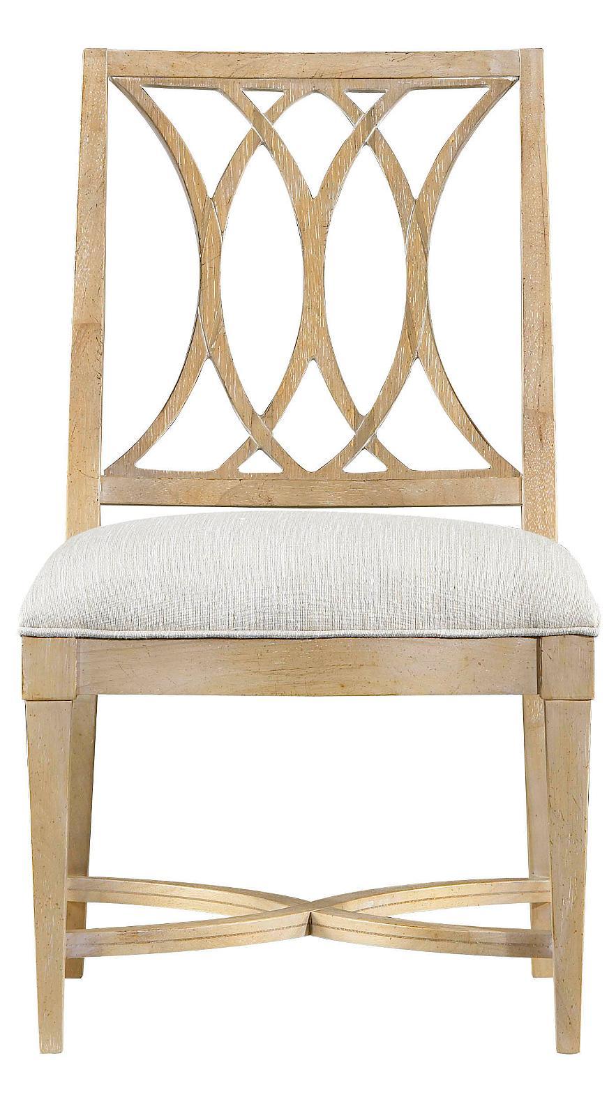 Stanley Furniture Coastal Living Resort Heritage Coast Side Chair - Item Number: 062-61-60