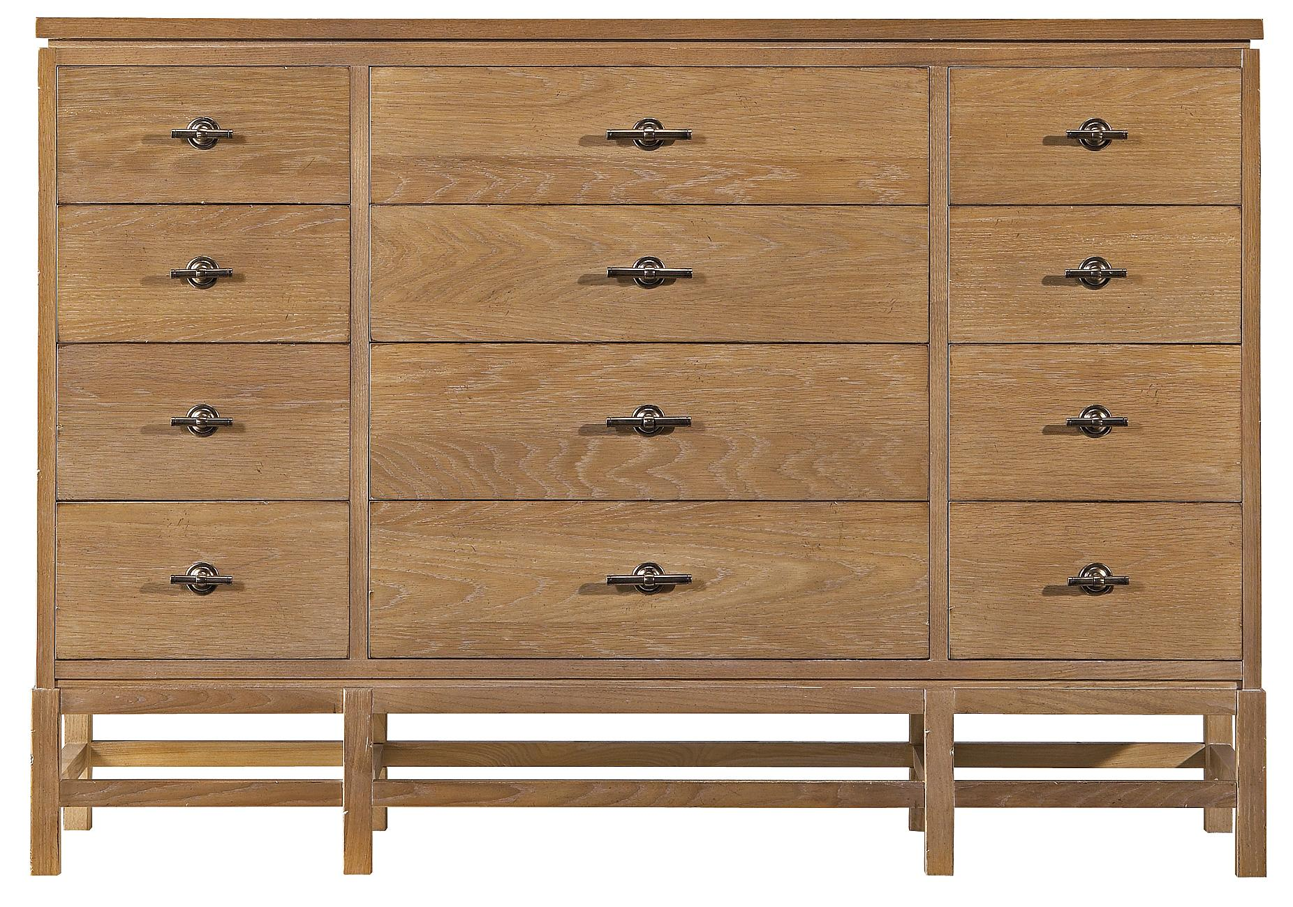 Stanley Furniture Coastal Living Resort Tranquility Isle Dresser - Item Number: 062-63-06