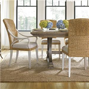 Stanley Furniture Coastal Living Resort 7 Piece Table and Chair Set