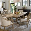 Stanley Furniture Coastal Living Resort By the Bay Dining Chair - Shown with Shelter Bay Table and By the Bay Host Chairs