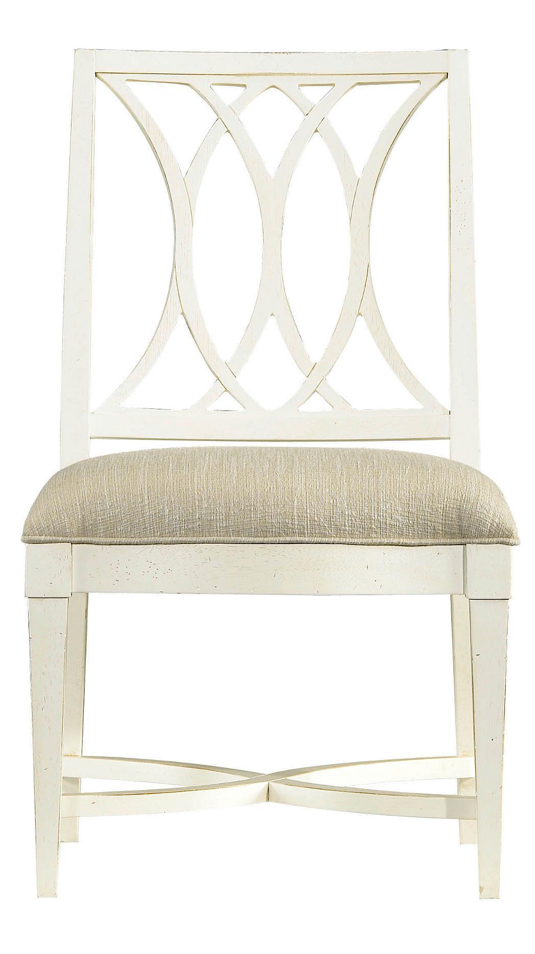Stanley Furniture Coastal Living Resort Heritage Coast Side Chair - Item Number: 062-A1-60