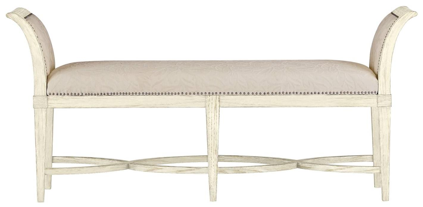 Stanley Furniture Coastal Living Resort Surfside Bed End Bench - Item Number: 062-A3-72