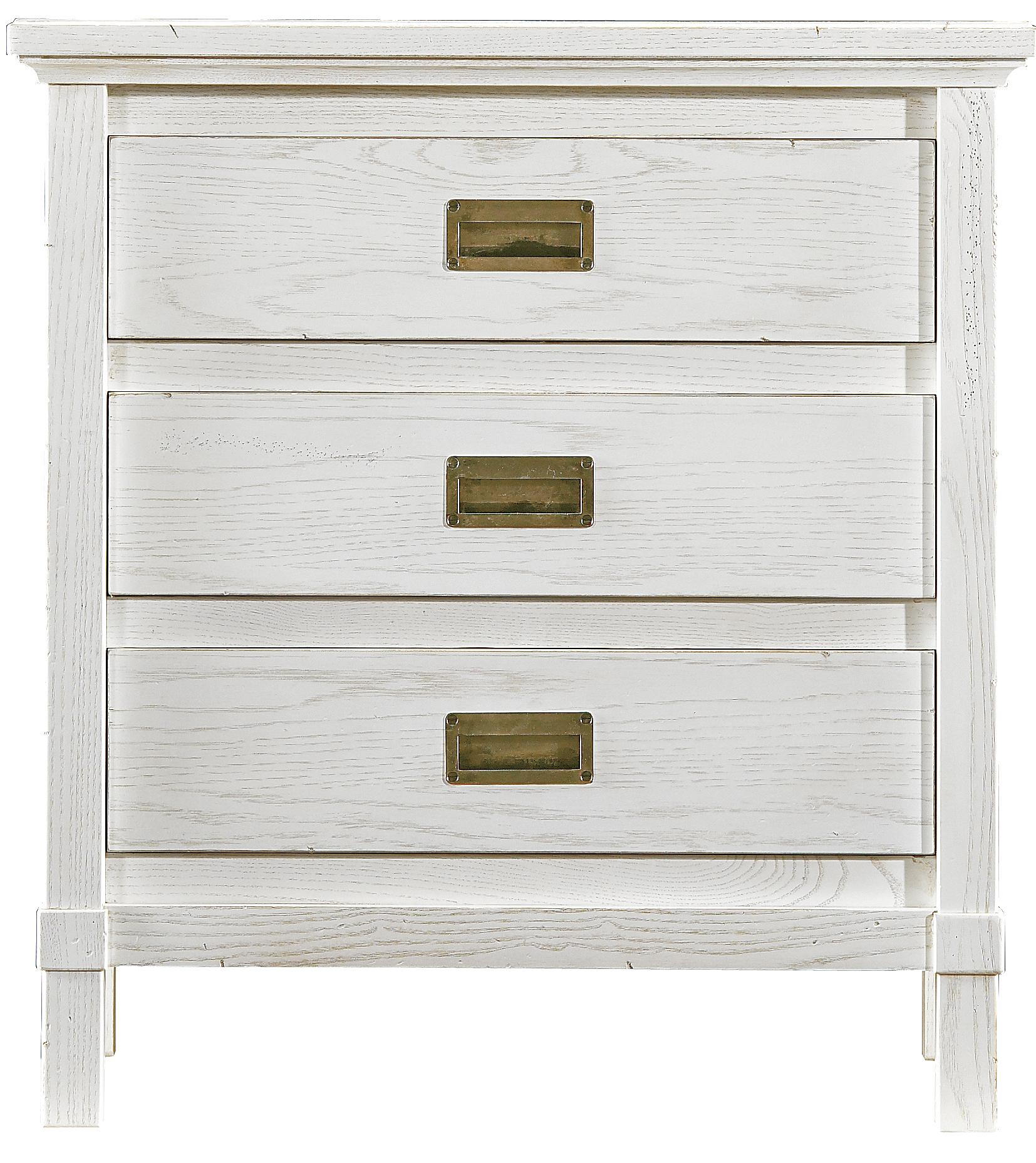 Stanley Furniture Coastal Living Resort Haven's Harbor Night Stand - Item Number: 062-A3-80