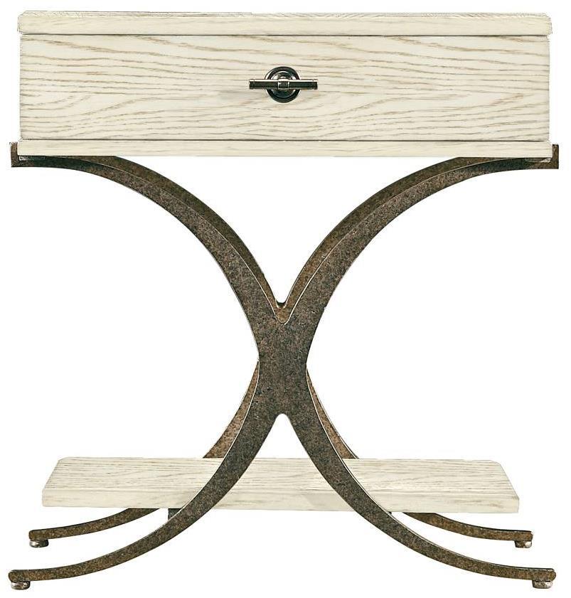 Stanley Furniture Coastal Living Resort Windward Dune End Table - Item Number: 062-A5-10