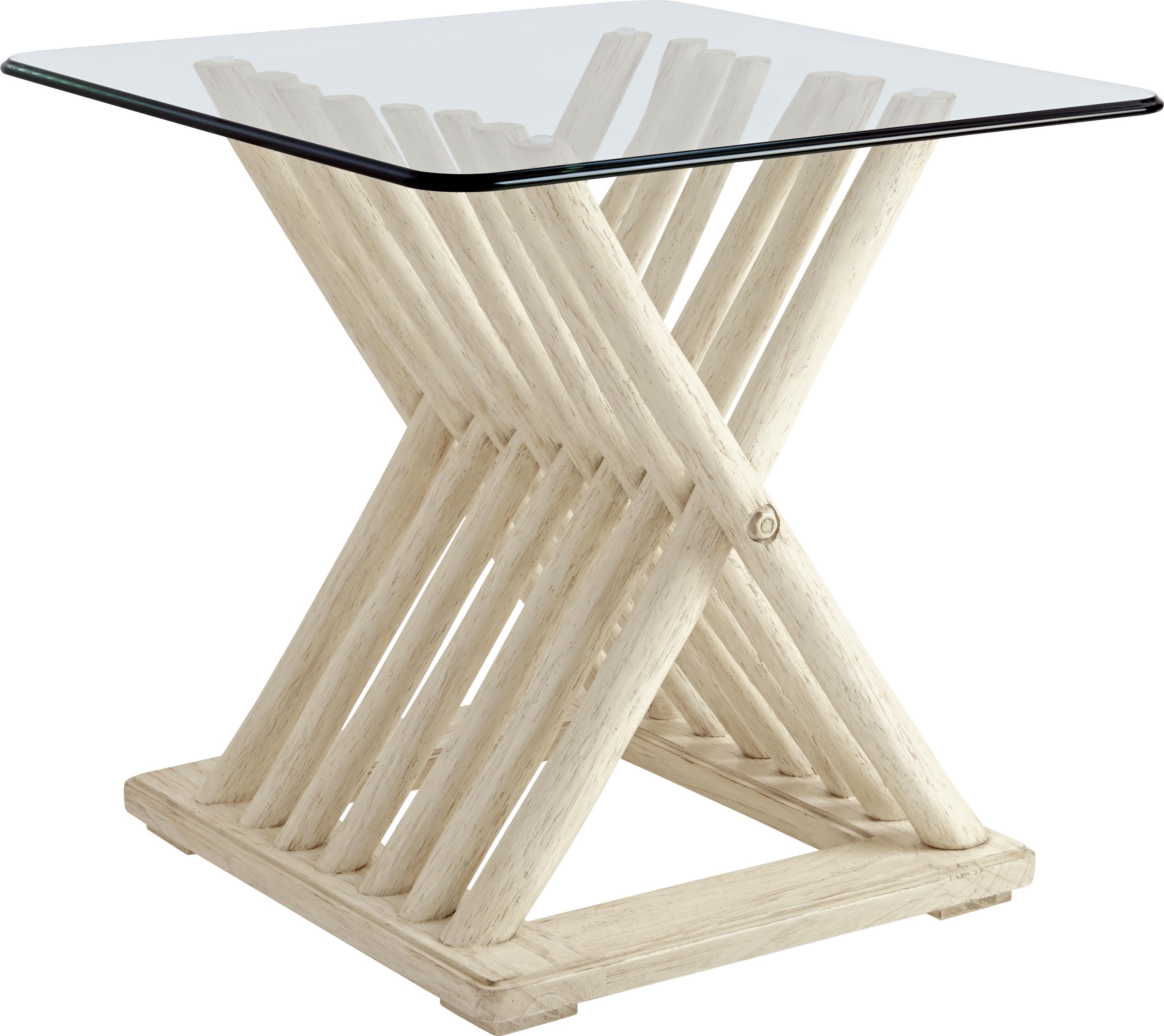 Stanley Furniture Coastal Living Resort Driftwood Flats End Table - Item Number: 062-A5-14