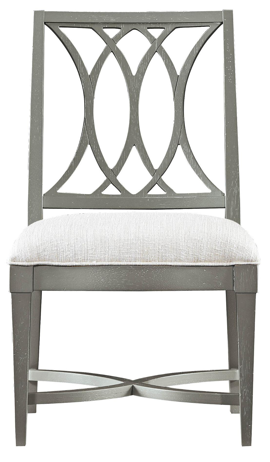 Stanley Furniture Coastal Living Resort Heritage Coast Side Chair - Item Number: 062-B1-60