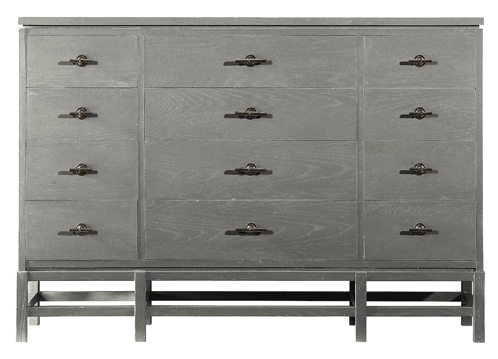 Stanley Furniture Coastal Living Resort Tranquility Isle Dresser - Item Number: 062-B3-06