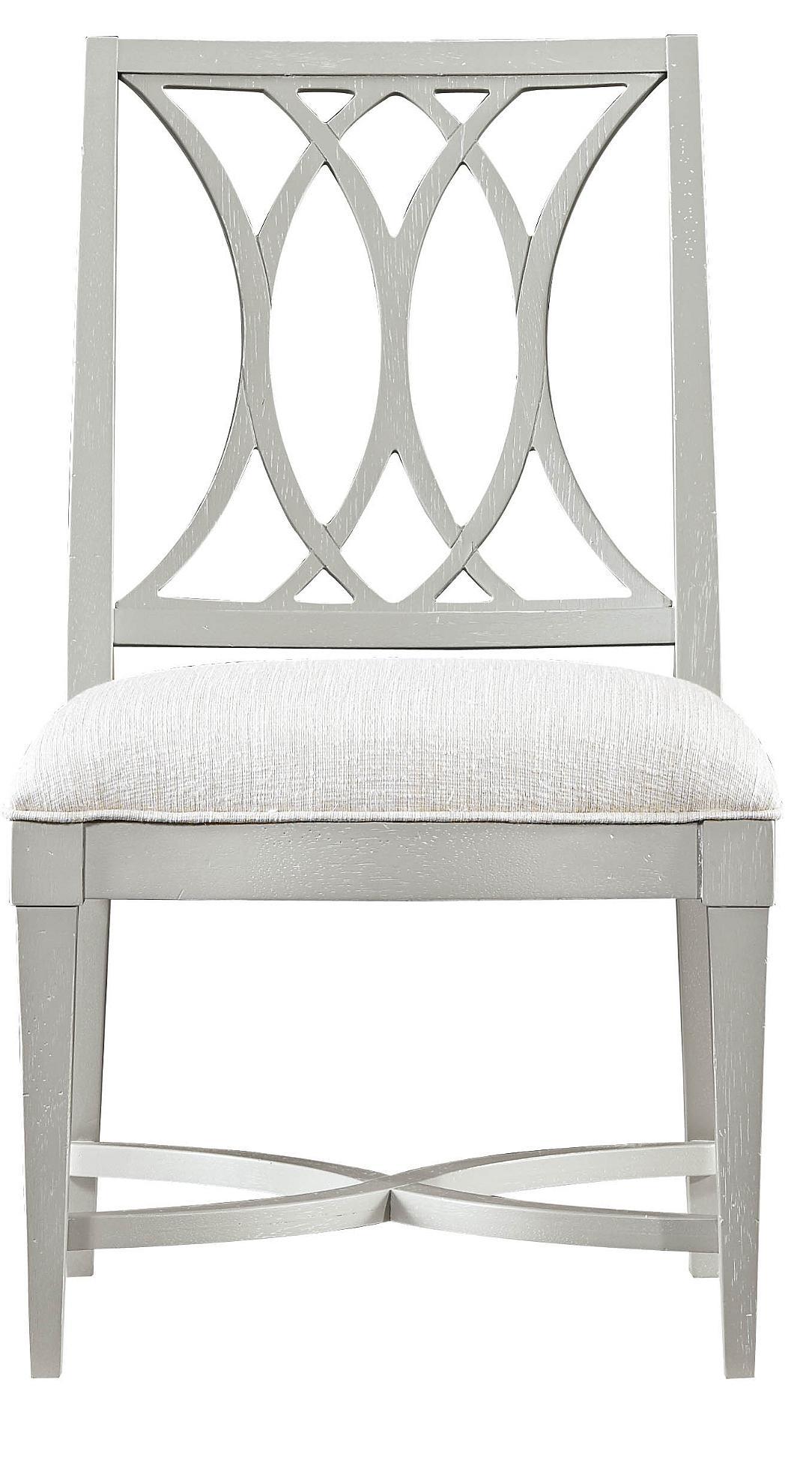 Stanley Furniture Coastal Living Resort Heritage Coast Side Chair - Item Number: 062-C1-60