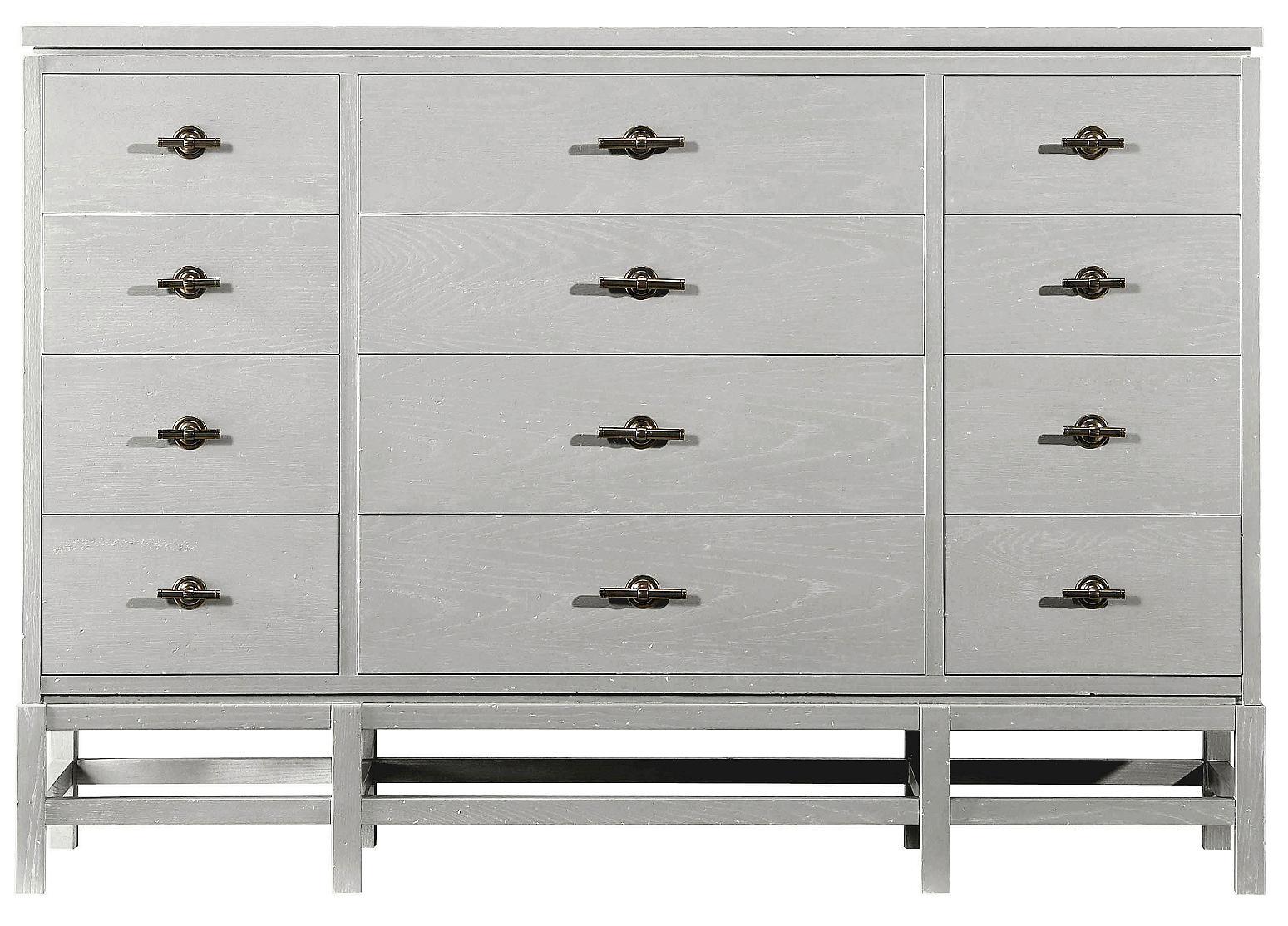 Stanley Furniture Coastal Living Resort Tranquility Isle Dresser - Item Number: 062-C3-06