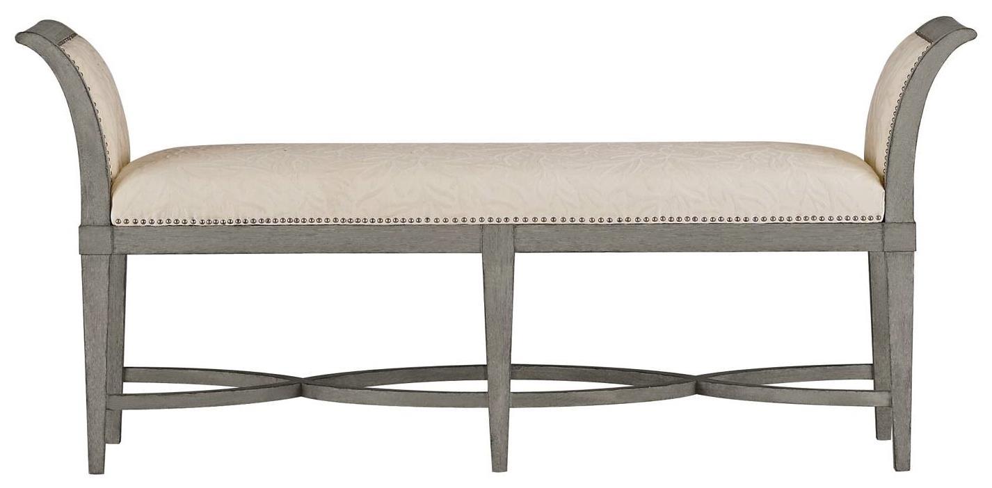 Stanley Furniture Coastal Living Resort Surfside Bed End Bench - Item Number: 062-C3-72