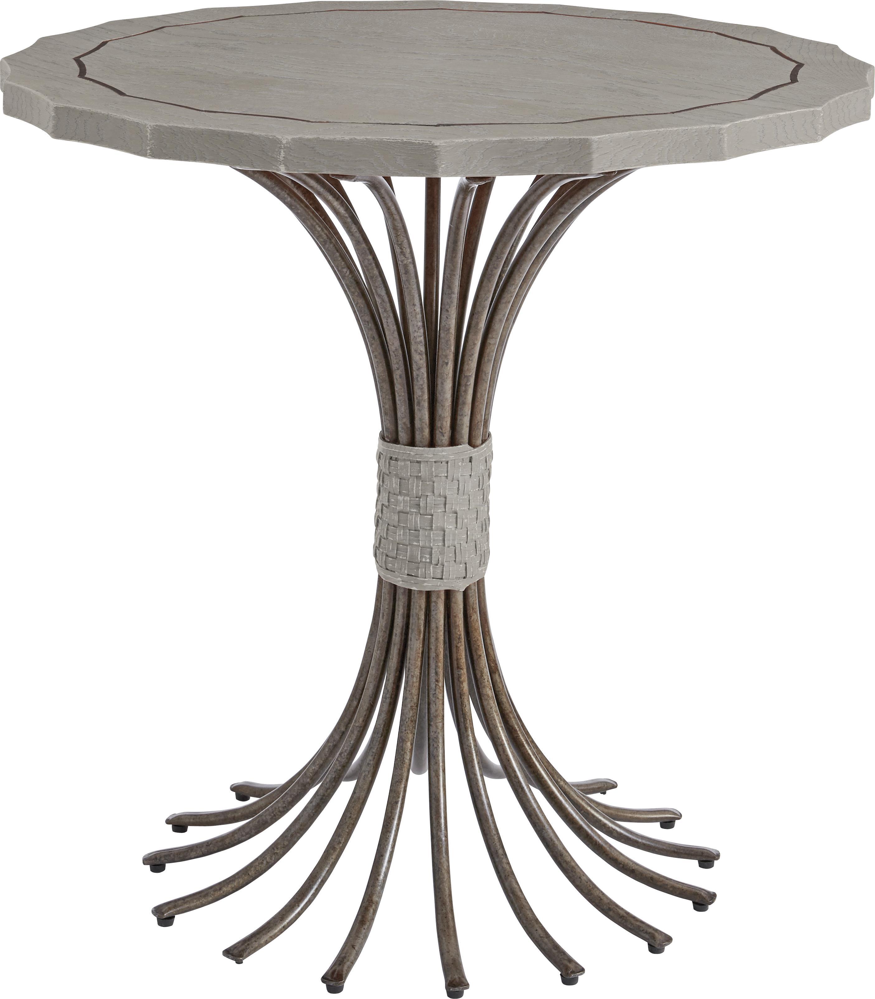 Stanley Furniture Coastal Living Resort Eddy's Landing Lamp Table - Item Number: 062-C5-08