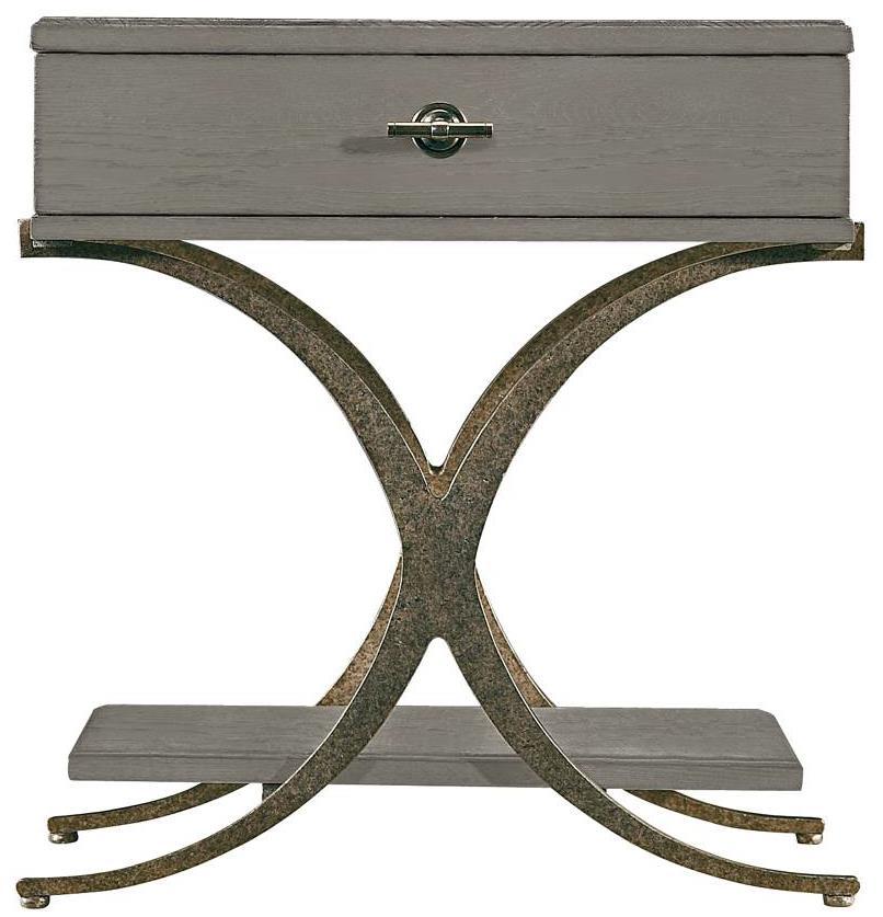 Stanley Furniture Coastal Living Resort Windward Dune End Table - Item Number: 062-C5-10