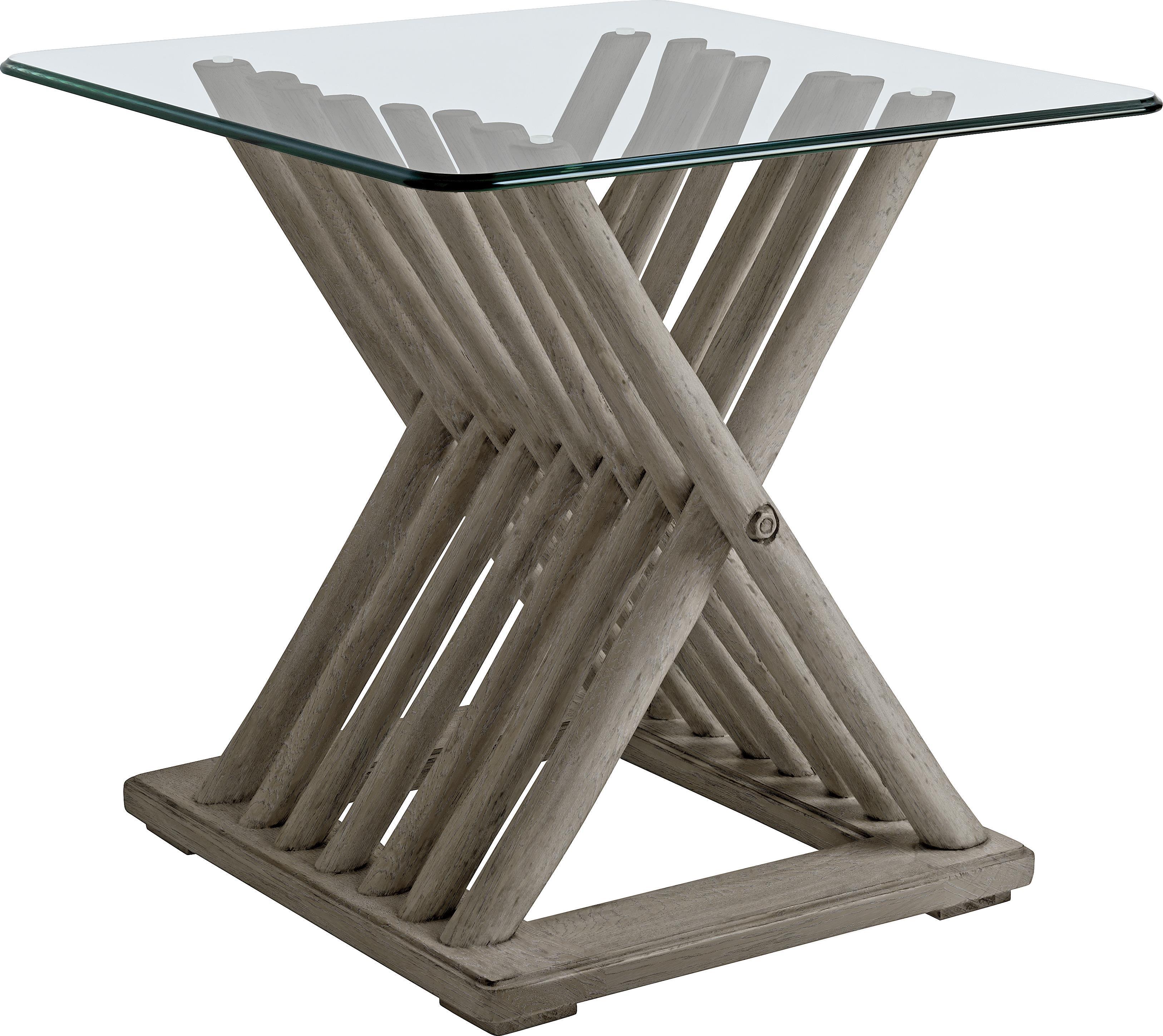 Stanley Furniture Coastal Living Resort Driftwood Flats End Table - Item Number: 062-C5-14