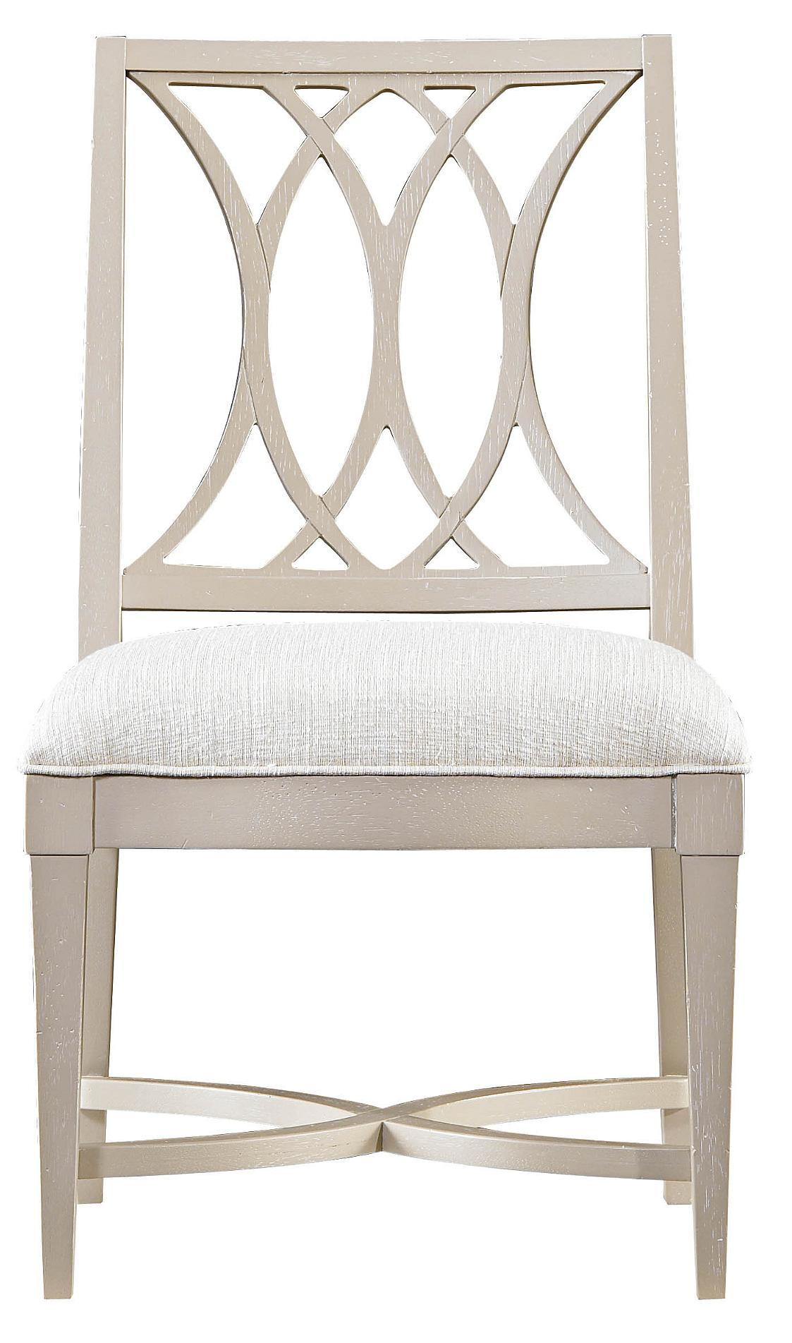 Stanley Furniture Coastal Living Resort Heritage Coast Side Chair - Item Number: 062-D1-60