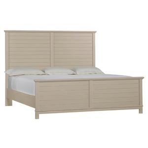 Stanley Furniture Coastal Living Resort King Cape Comber Panel Bed
