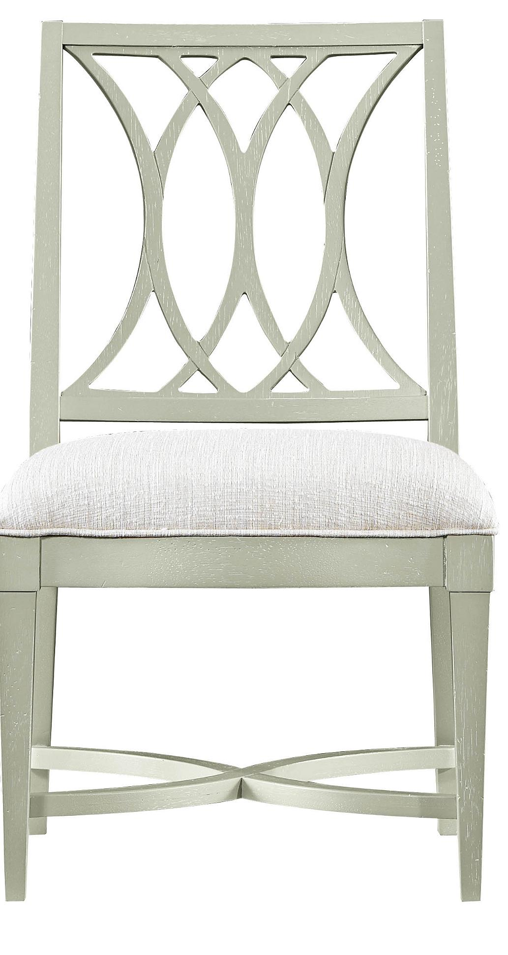 Stanley Furniture Coastal Living Resort Heritage Coast Side Chair - Item Number: 062-E1-60