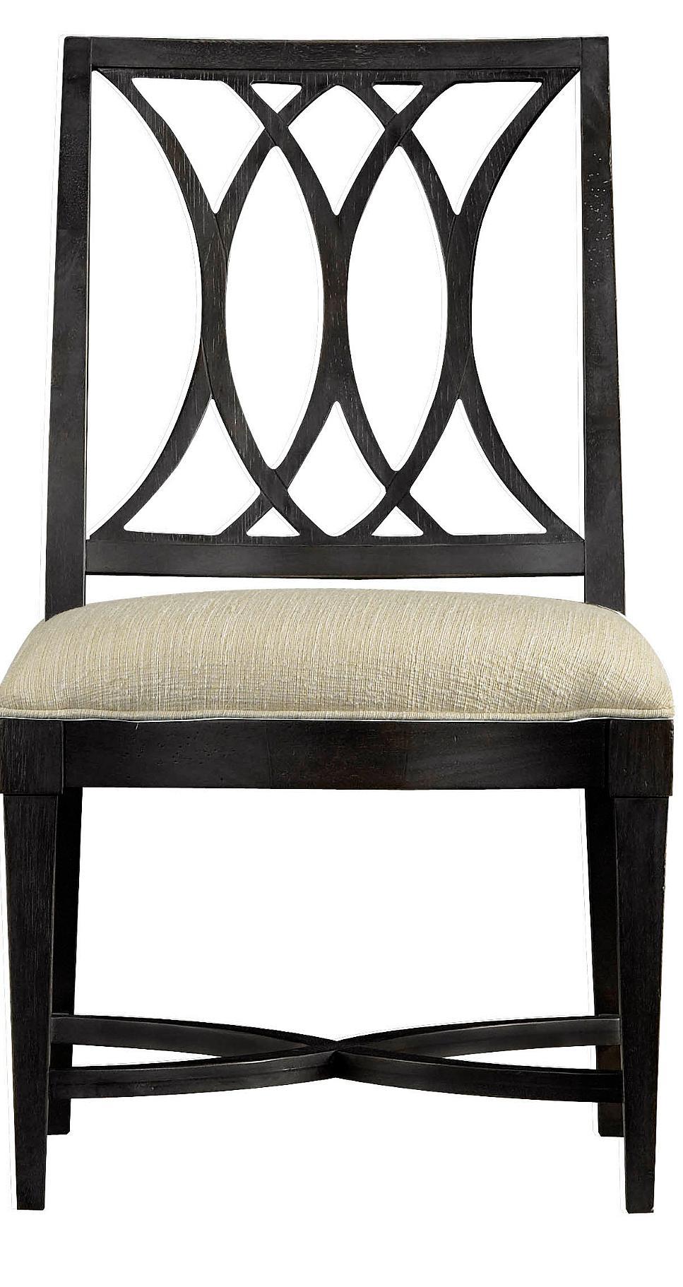 Stanley Furniture Coastal Living Resort Heritage Coast Side Chair - Item Number: 062-F1-60
