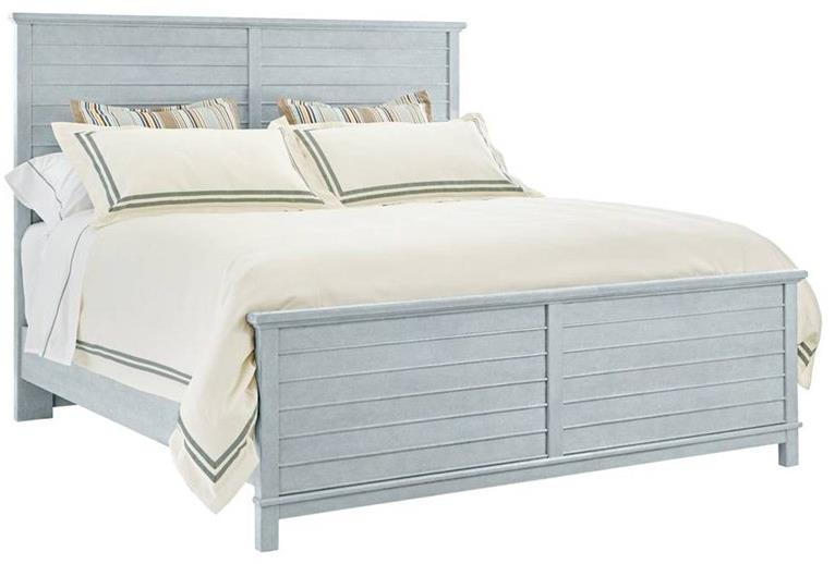 Stanley Furniture Coastal Living Resort Queen Cape Comber Panel Bed - Item Number: 062-H3-40