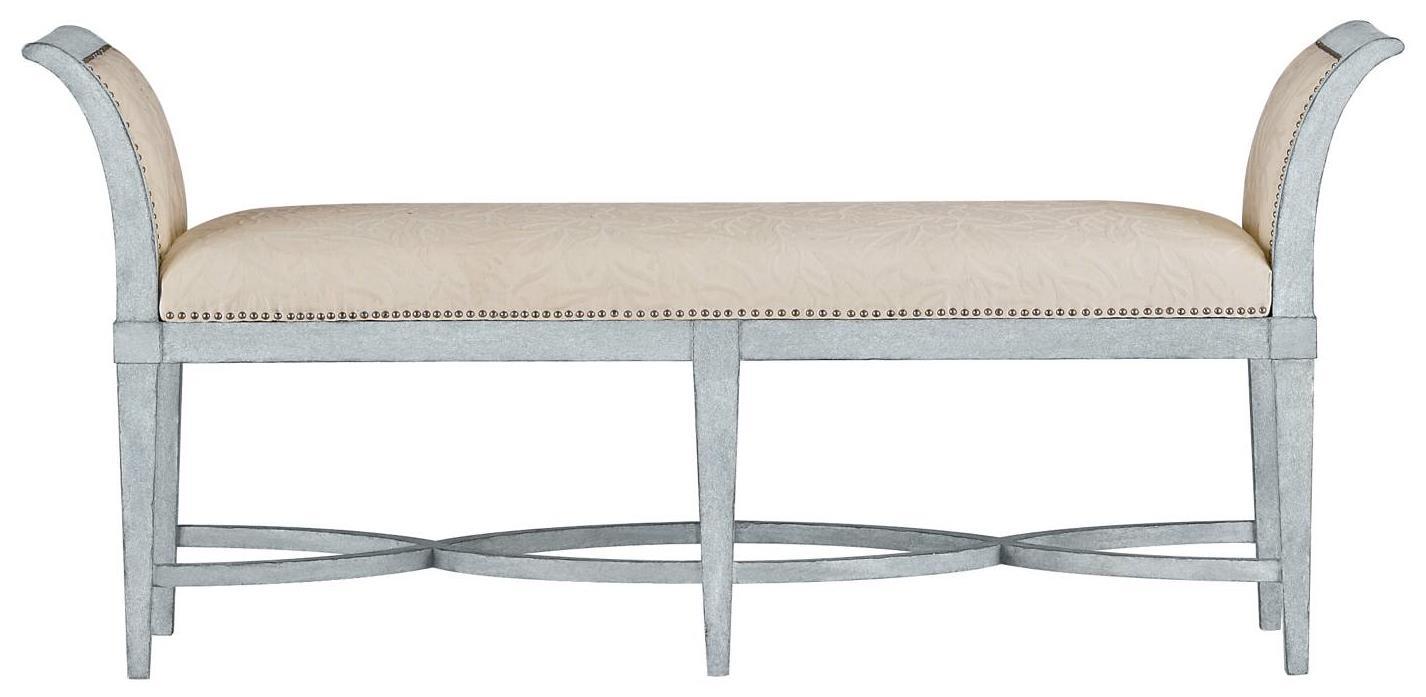 Stanley Furniture Coastal Living Resort Surfside Bed End Bench - Item Number: 062-H3-72