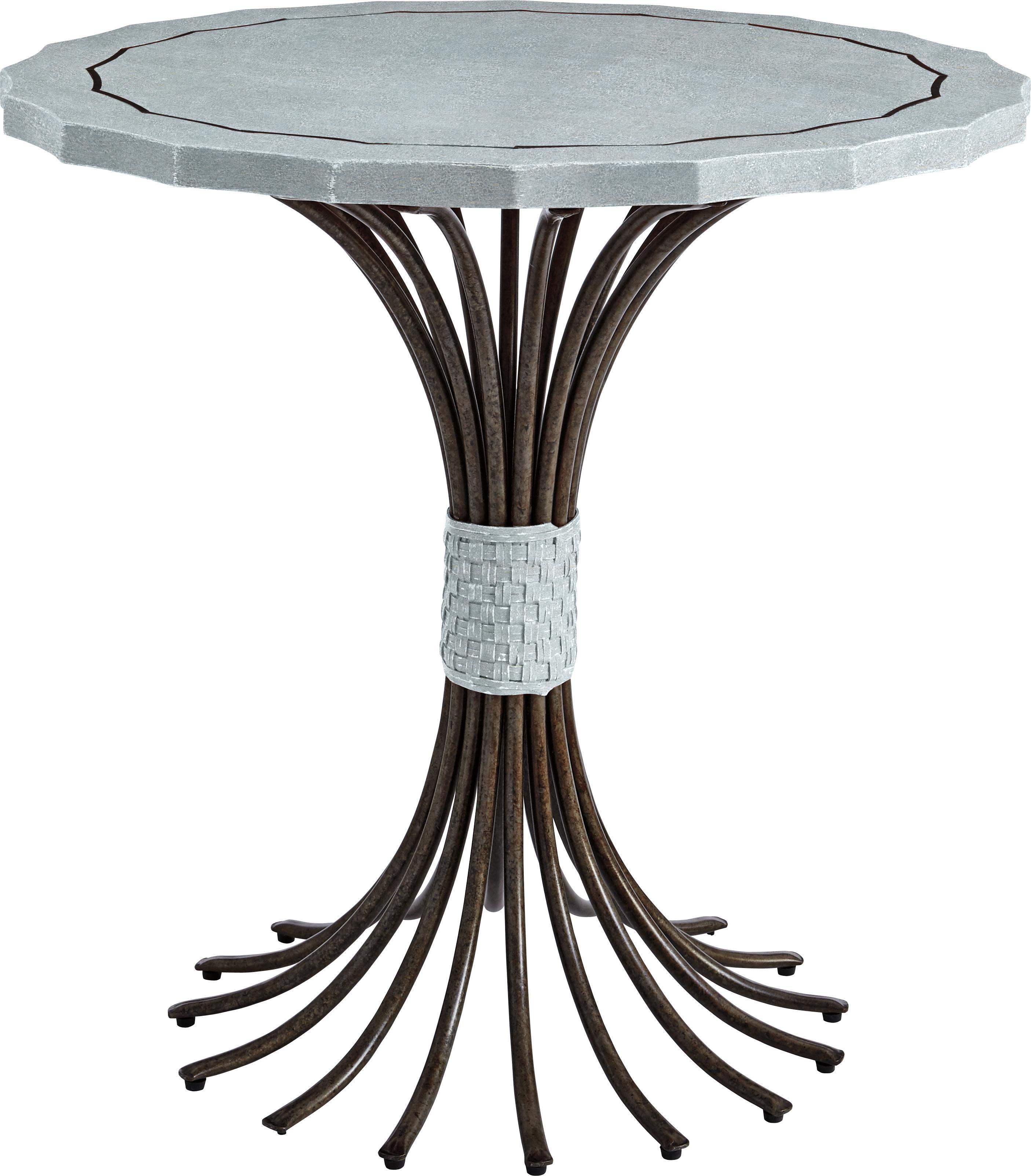 Stanley Furniture Coastal Living Resort Eddy's Landing Lamp Table - Item Number: 062-H5-08