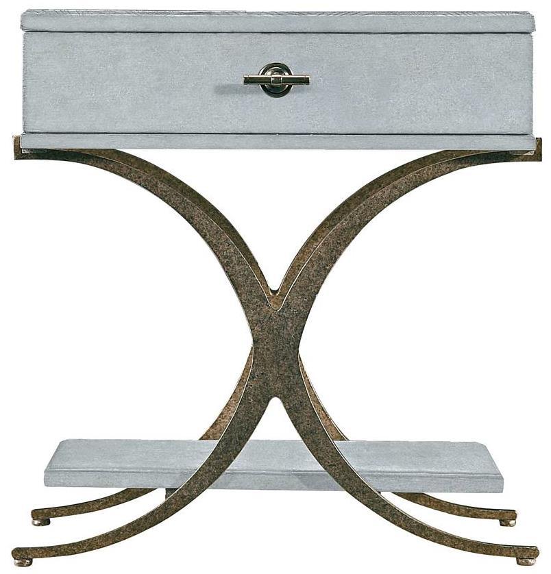 Stanley Furniture Coastal Living Resort Windward Dune End Table - Item Number: 062-H5-10