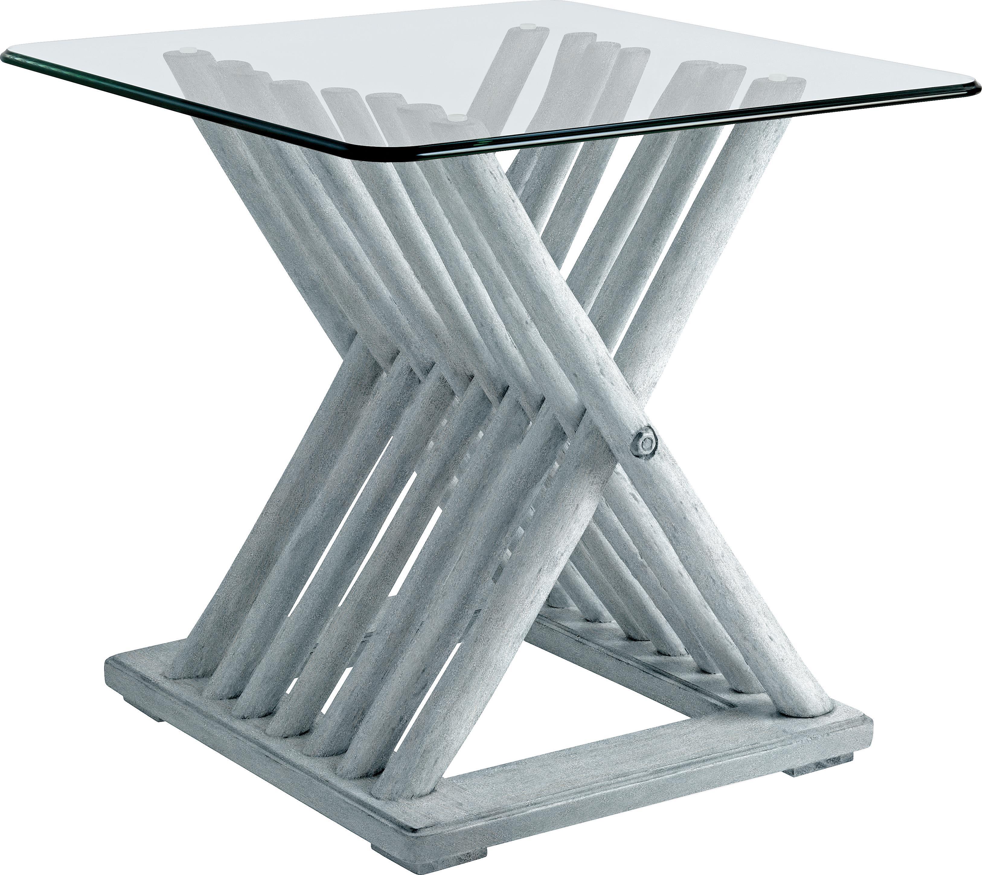 Stanley Furniture Coastal Living Resort Driftwood Flats End Table - Item Number: 062-H5-14