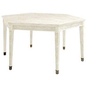 Stanley Furniture Coastal Living Resort Soledad Promenade Leg Table