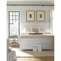 Stanley Furniture Coastal Living Resort King Cape Comber Panel Bed
