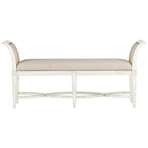 Surfside Bed End Bench