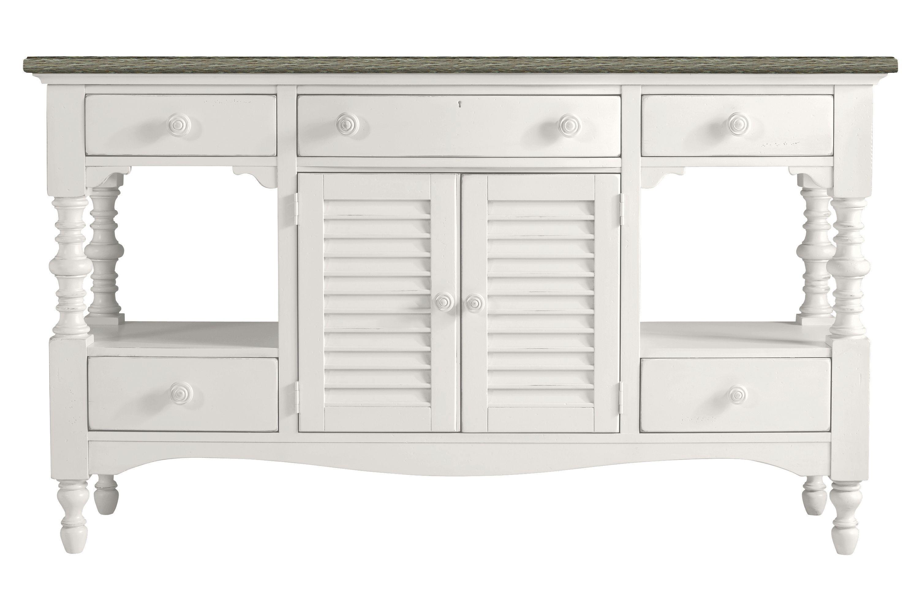 Stanley Furniture Coastal Living Retreat Buffet - Item Number: 411-21-05