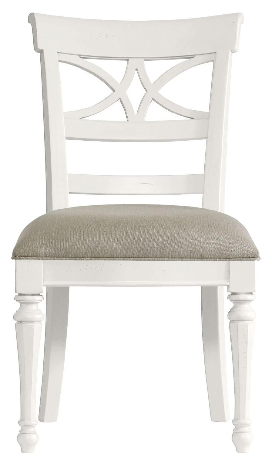 Stanley Furniture Coastal Living Retreat Sea Watch Side Chair - Item Number: 411-21-60